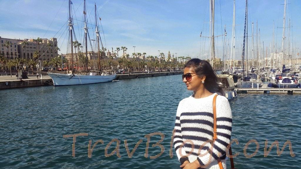 Barcelona-Port Vell-Marina