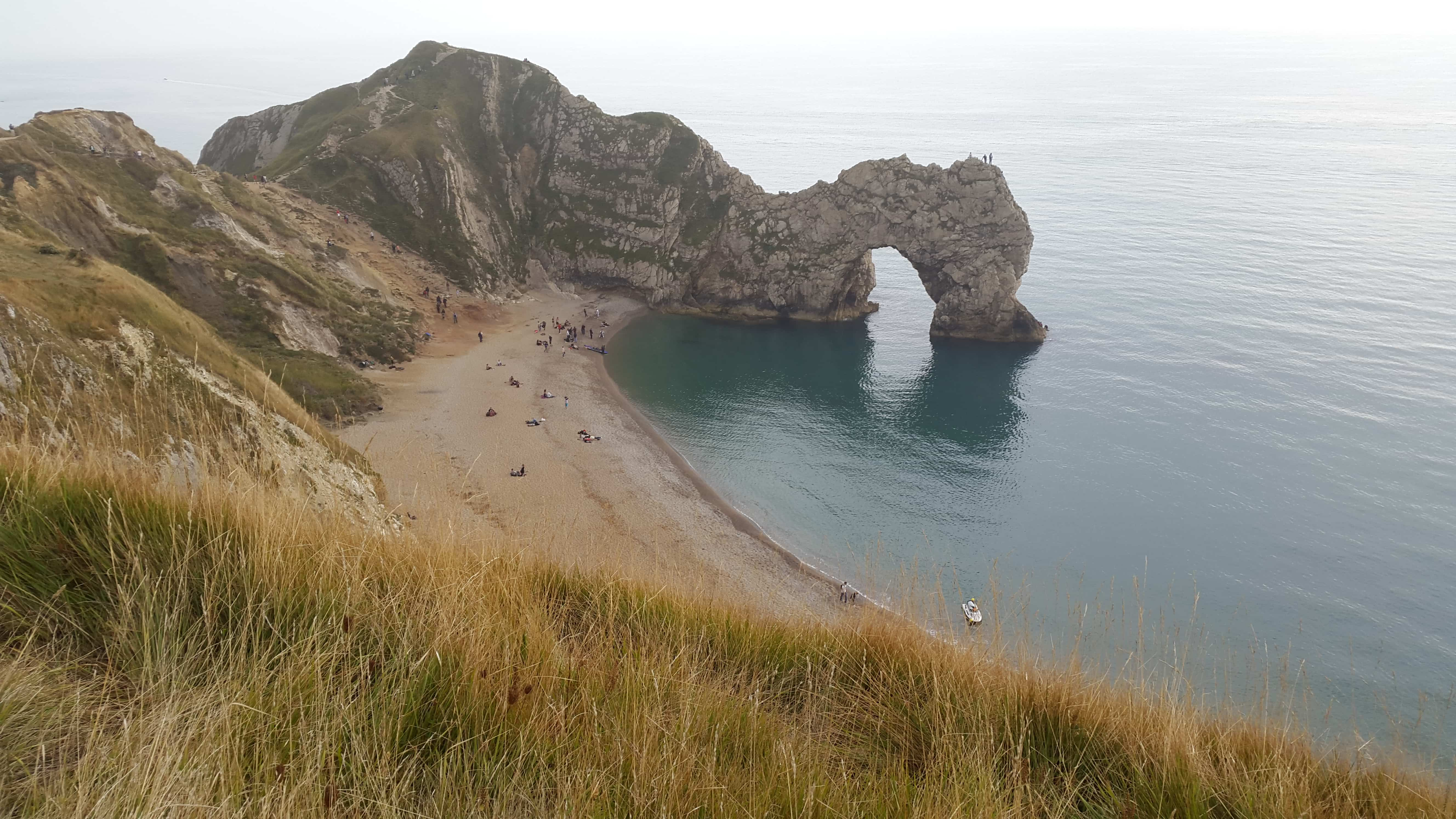 Durdle door, Dorset, Jurassic Coast, UNESCO world heritage, Lulworth Cove