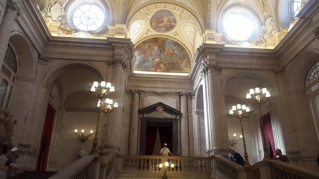 Palacio Real de Madrid/ Royal Palace of Madrid