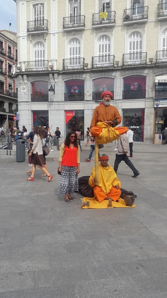 Puerta del Sol- Madrid