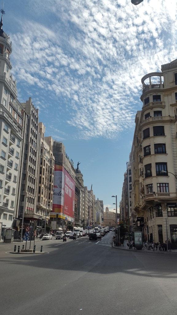 Gran Via- Madrid