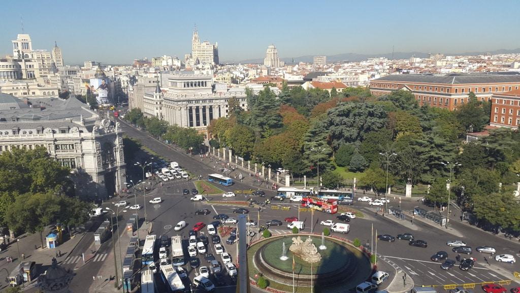Palacio de Cibeles- Madrid