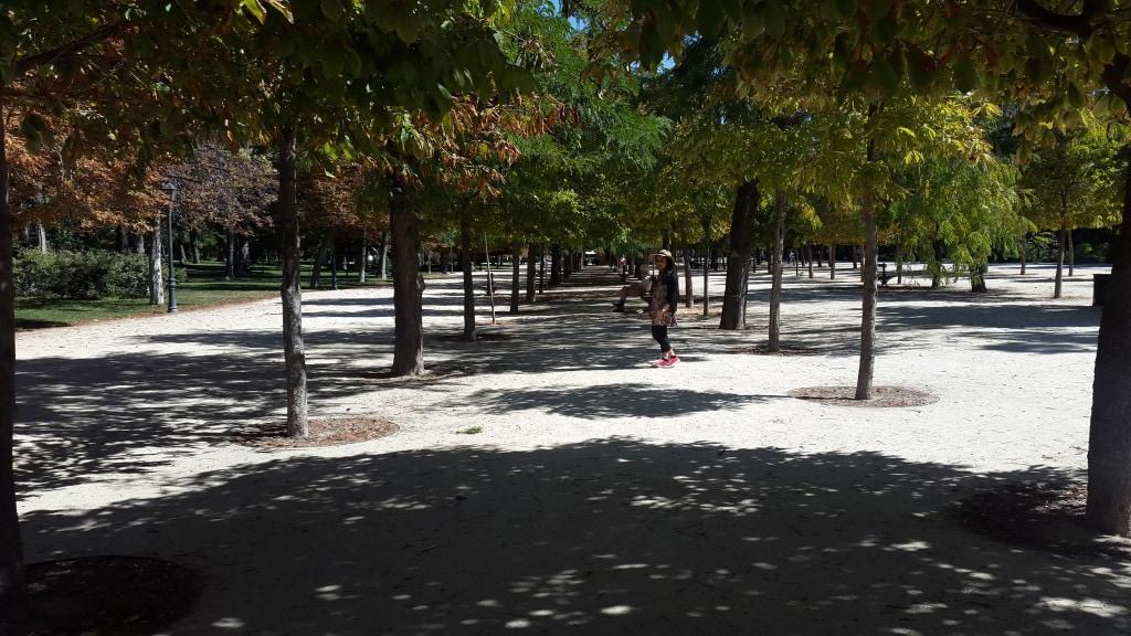 El Retiro Park, Madrid