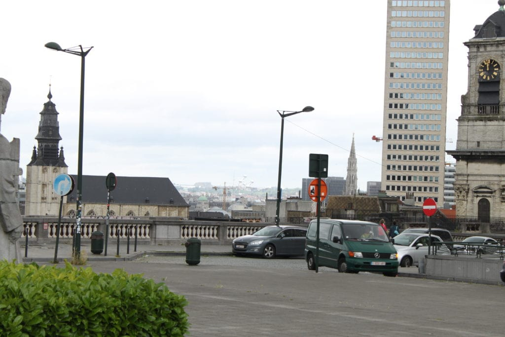Brussels town centre