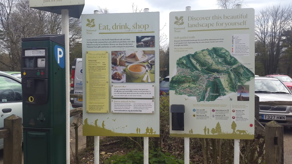 Devils Punch Bowl and Hindhead Commons