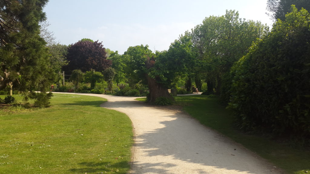 Bishops Palace Gardens- Chichester Cathedral