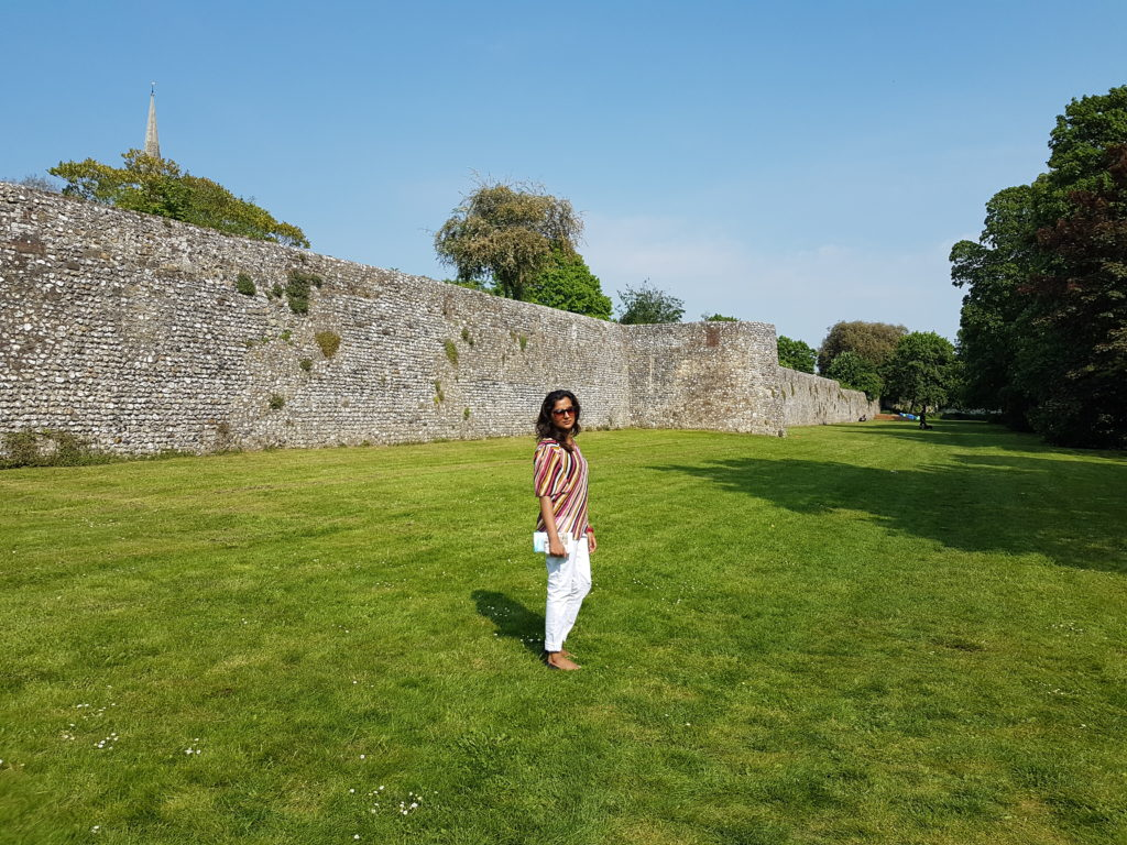 City Wall- Chichester Cathedral