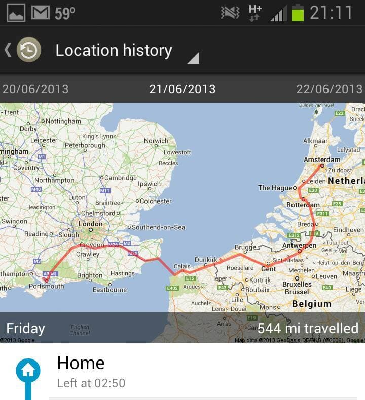 Road Trip- (Rotteram-Amsterdam-Brussels- Bruges)