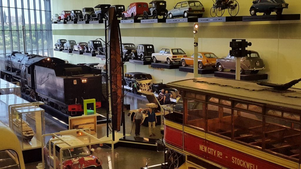 Riverside museum of transport and travel, Glasgow