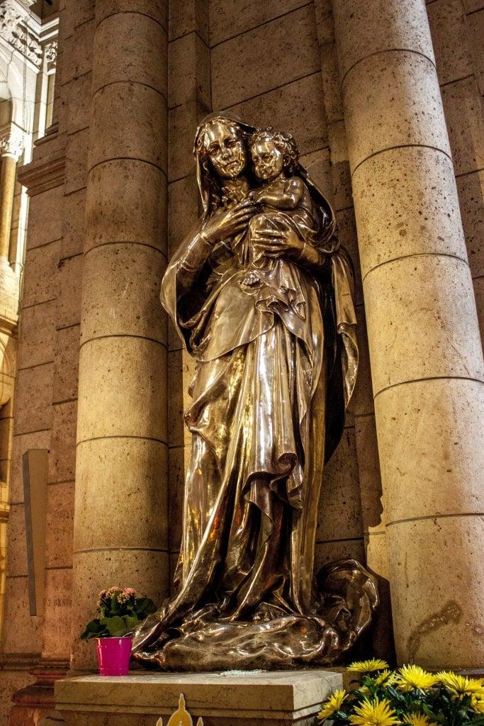 Sacré-Coeur- The Basilica of the Sacred Heart of Paris
