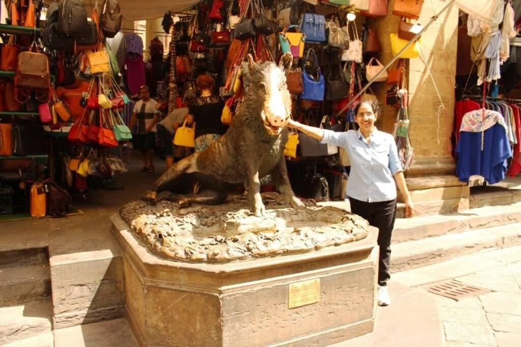 Mercato Del Porque Florence